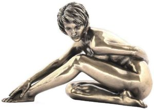 Photo of Emily Bronze Nude Figurine