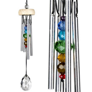Photo of Gem Drop Chimes Prism Woodstock