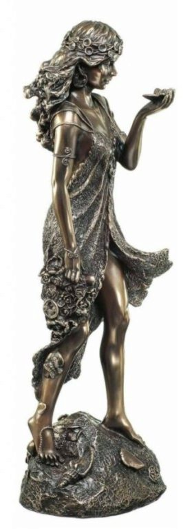 Photo of Graceful Spirit Bronze Figurine