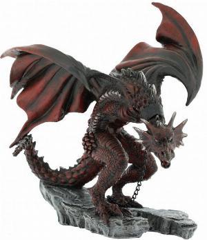 Photo of Grolnak Dragon Figurine 22cm