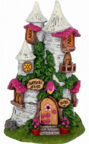 Photo of Honeysuckle Heights Fairy House Ornament