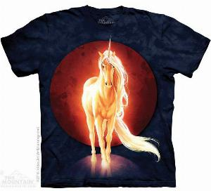 Photo of Last Unicorn T Shirt The Mountain
