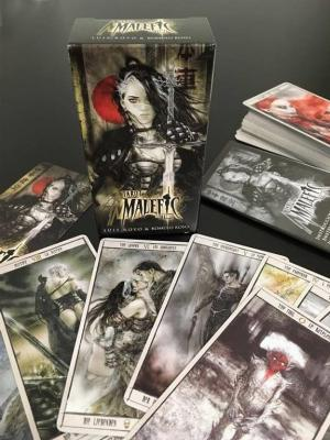 Photo of Malefic Time Tarot Cards by Luis Royo