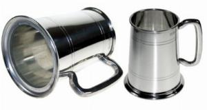 Photo of Medium Tankard with Glass Base