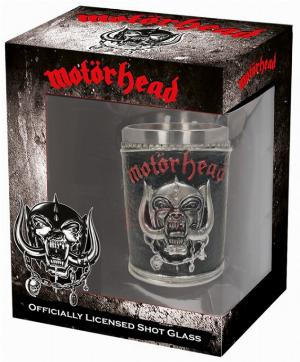 Photo of Motorhead Shot Glass Officially Licensed Merchandise