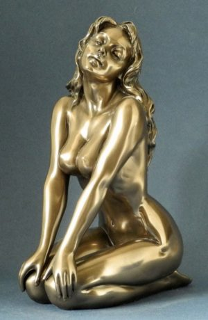 Photo of Passion Bronze Nude Female 23 cm