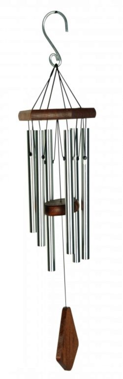 Photo of Premiere Grande Tunes Silver (24 inches) Wind Chime
