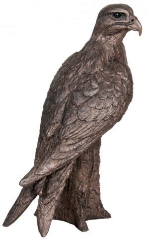 Photo of Red Kite Bronze Sculpture (Harriet Dunn) 26cm