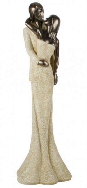 Photo of Romantic Couple Figurine Large 60 cm (Juliana)
