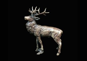 Photo of Stag Bronze Miniature (Butler and Peach)