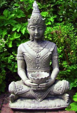 Photo of Stone Buddha Statue