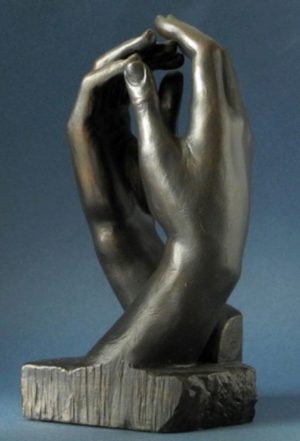 Photo of The Cathedral Ornament (Rodin)
