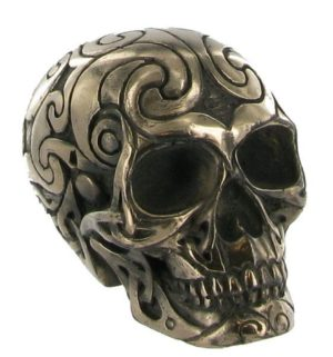 Photo of Tribal Skull Bronze