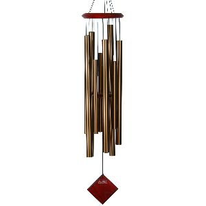 Phot of Woodstock Encore Wind Chimes of the Eclipse Bronze