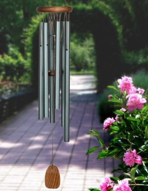 Photo of Woodstock Pachelbel Canon Wind Chime (Green)