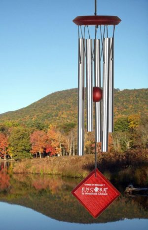 Photo of Woodstock Wind Chimes of Mercury (Silver)