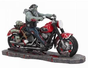 Photo of Zombie Biker Figurine James Ryman