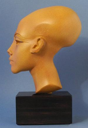 Photo of Amarna Princess Bust