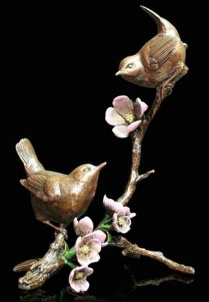 Photo of Apple Blossom Figurine (Limited Edition) Michael Simpson