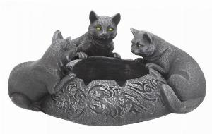 Photo of Black Cat Trio Ashtray
