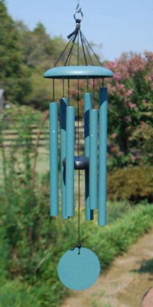 Photo of Corinthian Chime Patina Green 27 inches