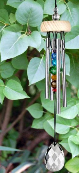 Photo of Gem Drop Chimes Prism Woodstock