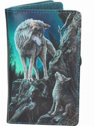 Photo of Guidance Wolf Purse (Lisa Parker) 14cm