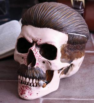 Photo of Henchman Skull Ornament