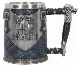 Photo of King in the North Tankard Game of Thrones