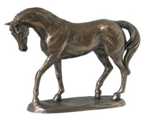 Photo of Nobility Horse Figurine (Harriet Glen)