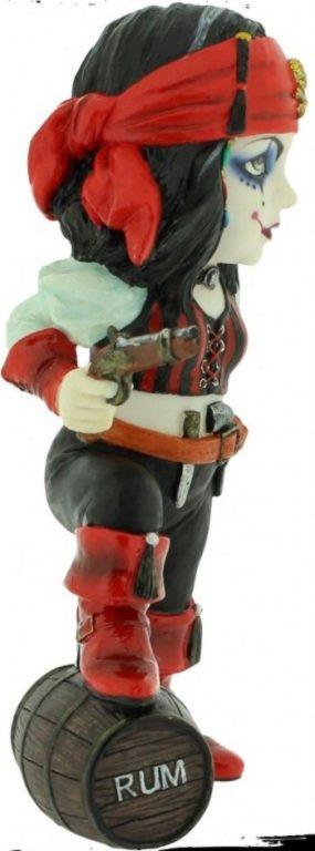 Photo of Pearl Black Cosplay Girl Figurine 15cm