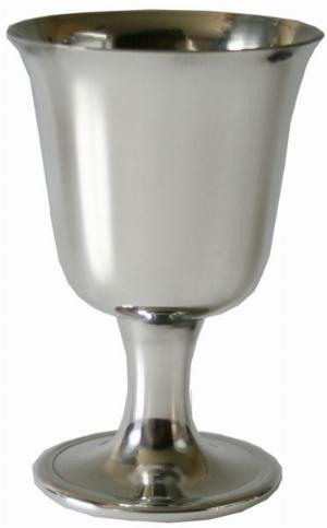 Photo of Pewter Bell Goblet (Small)