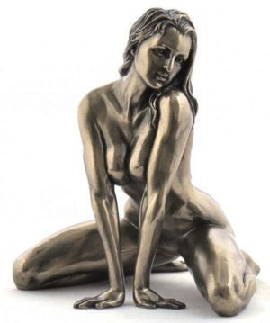 Photo of Sabrina Bronze Nude Figurine