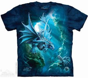 Photo of Sea Dragon Anne Stokes T Shirt The Mountain