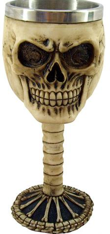 Photo of Skull Goblet 18 cm