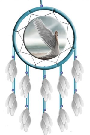 Photo of Spirit Guide Dream Catcher (Anne Stokes)