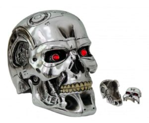 Photo of T-800 Terminator Box Skull
