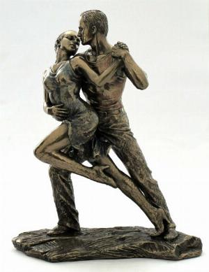 Photo of Tango Bronze Figurine