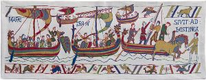 Phot of The Bayeux Tapestry Armada Wall Hanging