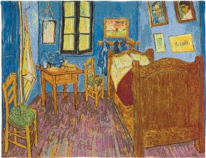 Phot of Van Gogh Bedroom In Arles Wall Tapestry