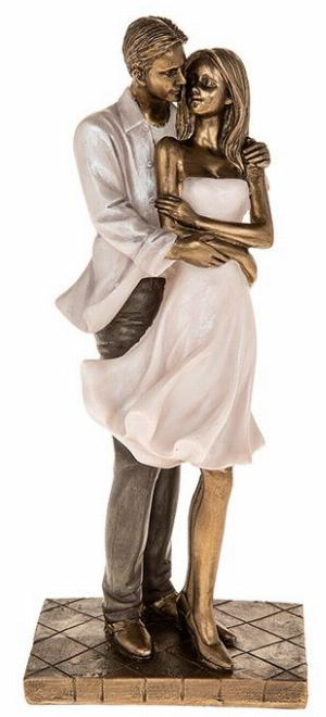 Photo of Amore Couple Standing Figurine Embrace