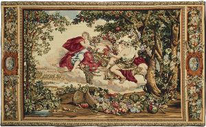 Phot of Bacchus Wall Tapestry