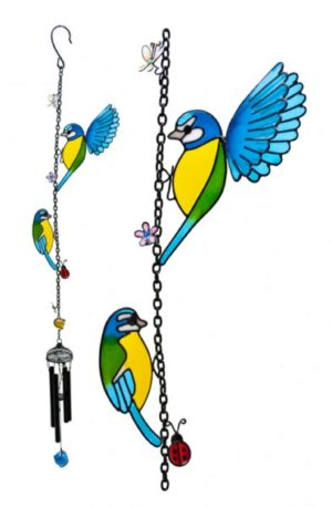 Photo of Blue Tit Wind Chime
