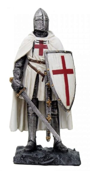 Photo of Crusader Kings Guard Figurine