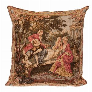 Phot of Francois Boucher Tapestry Cushion I