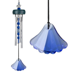 Photo of Gem Drop Chimes Sapphire Woodstock