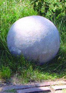 Photo of Grand Stone Sphere 41 cm diameter