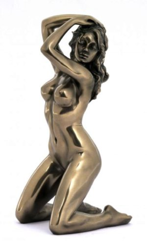 Photo of Kate Bronze Nude Figurine