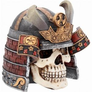 Photo of Samurai Skull Ornament