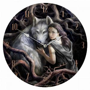 Photo of Soul Bond Clock 34 cm (Anne Stokes)